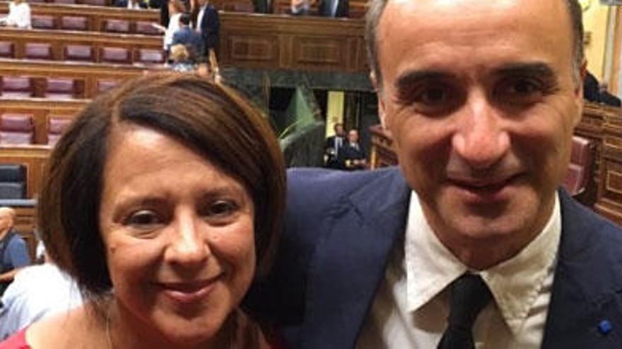Pons se suma a los diputados del PSOE que votarán contra la investidura de Rajoy
