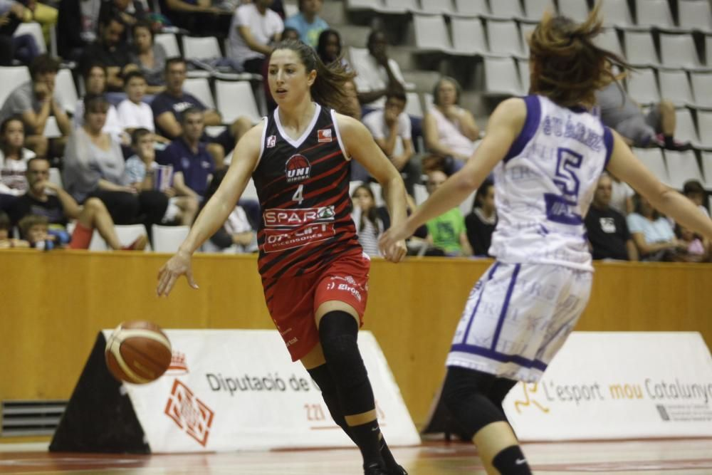 Spar Citylift Girona - Uni Ferrol (87-62)