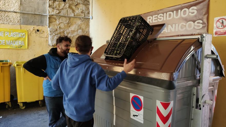 """El Campello recupera más de cinco toneladas de basura con el proyecto """"Mercado Municipal Sostenible"""""""