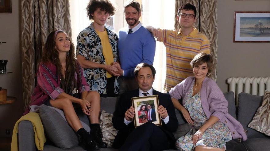 'Señor, dame paciencia', la nueva serie de Antena 3, completa su reparto