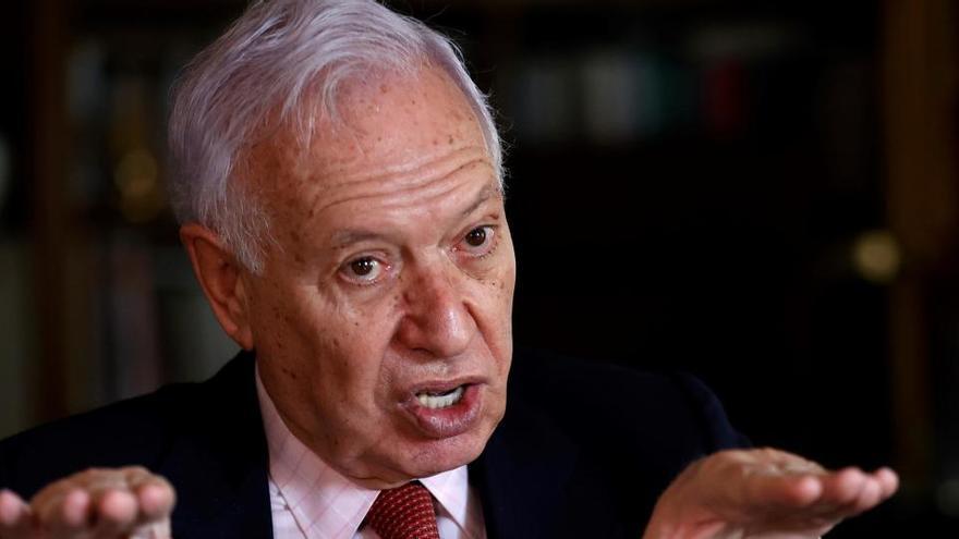 """Margallo: """"La negociación sobre Gibraltar es la prueba de la irrelevancia de España"""""""