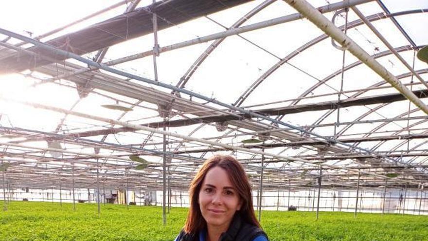 """Pilar Zapata: """"Tenemos serios problemas de canalización y falta de infraestructuras hidráulicas"""""""