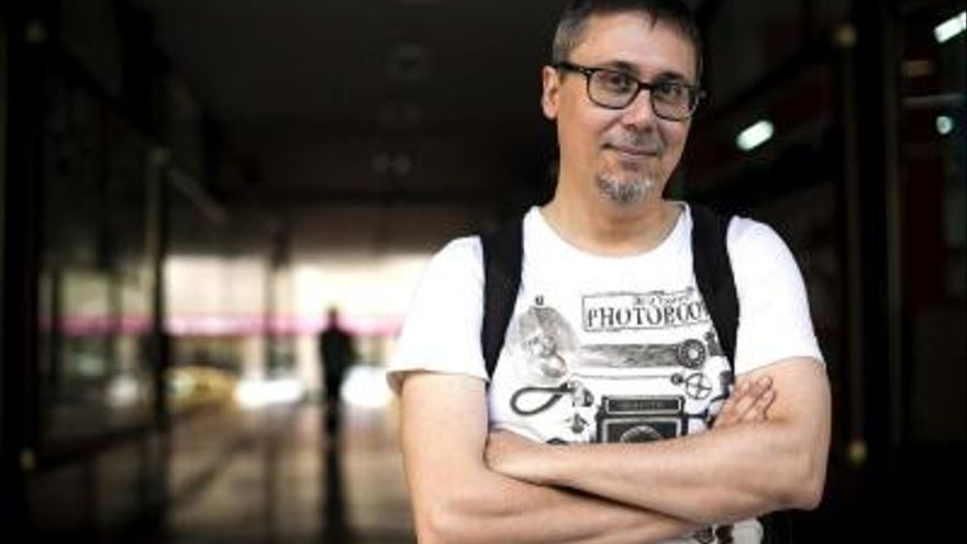 Espacios Fronterizos: Charla de Elio Quiroga