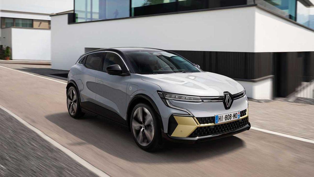 Renault inicia la revolución con el Mégane E-Tech Eléctrico