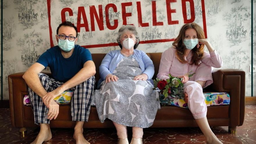 "La serie sobre el confinamiento ""Cancelled"" gana 5 premios British Web Awards"