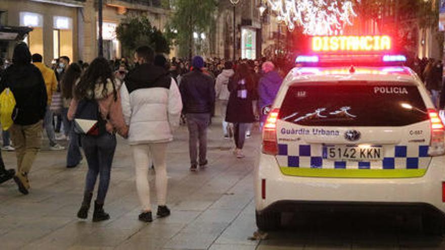 La Guàrdia Urbana desmantella dues festes il·legals a Barcelona