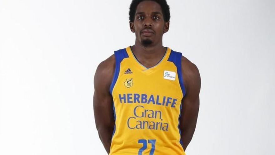 McKissic rescinde su contrato con el Herbalife Gran Canaria
