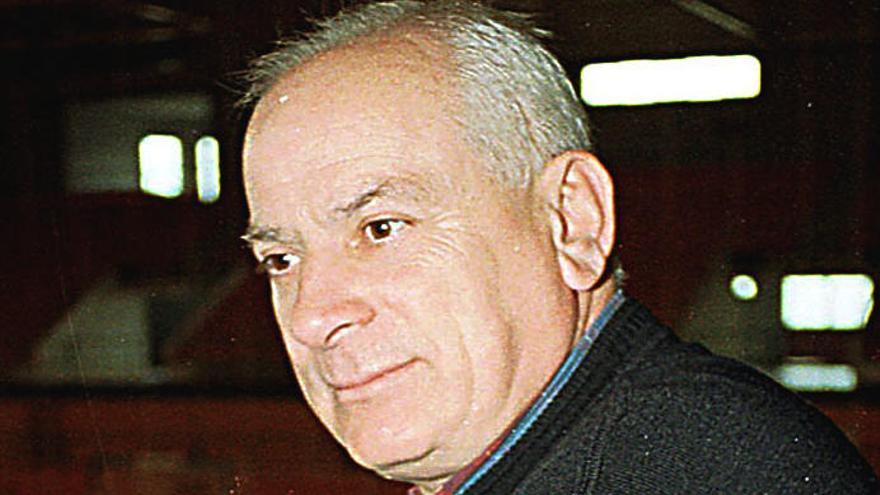 Fallece Gómez Barril: El fútbol sala ourensano se queda huérfano sin su pincel