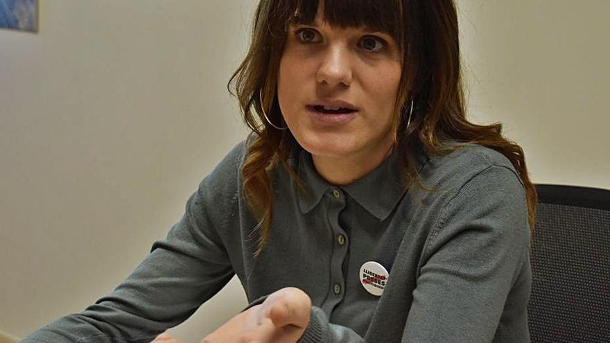 Alba Camps deixa la delegació i es convertirà en diputada al Parlament