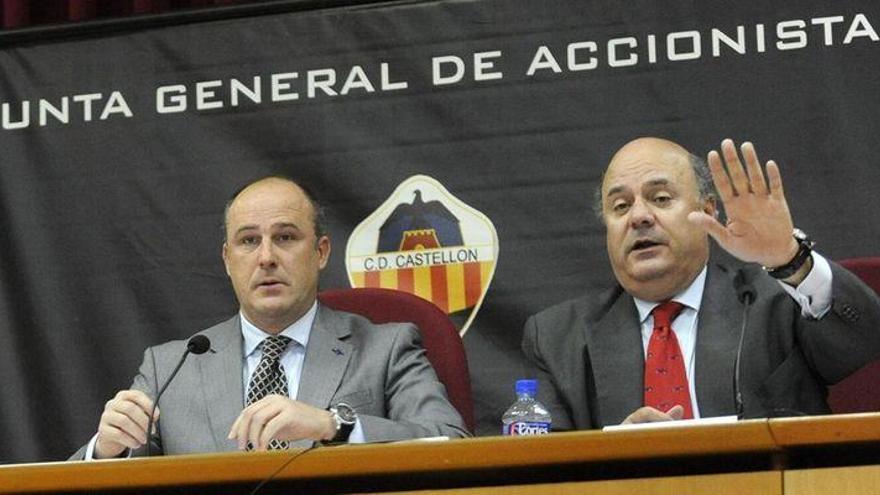 La declaración del expresidente del CD Castellón David Cruz se aplaza hasta el 1 de marzo