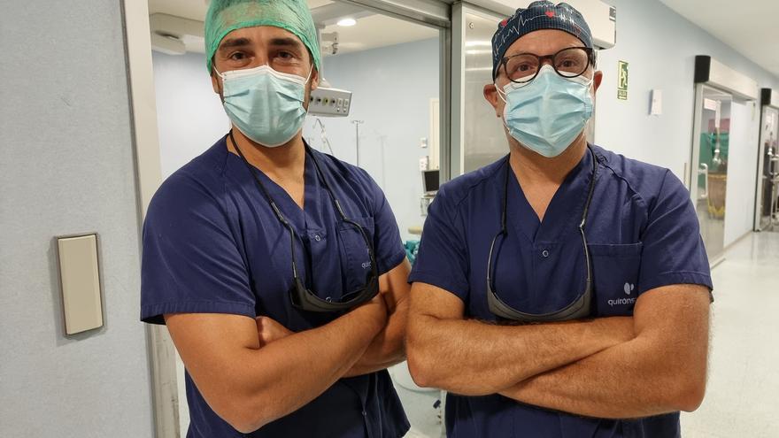 La obstrucción del lagrimal supone el 10% de las consultas oftalmológicas