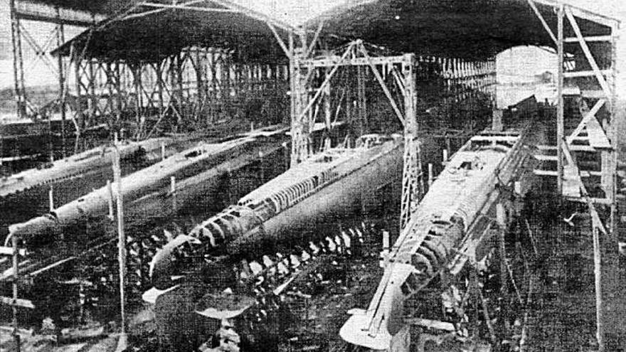 75 años del hundimiento del submarino C-4 en aguas de Sóller