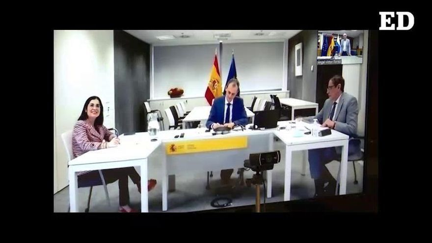 Reunión con el ministro Duque