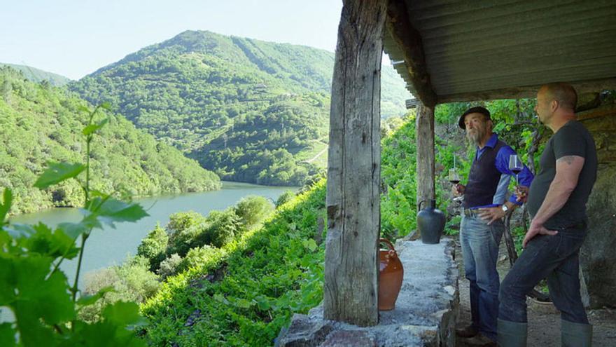Holanda saborea y bebe Galicia por la televisión