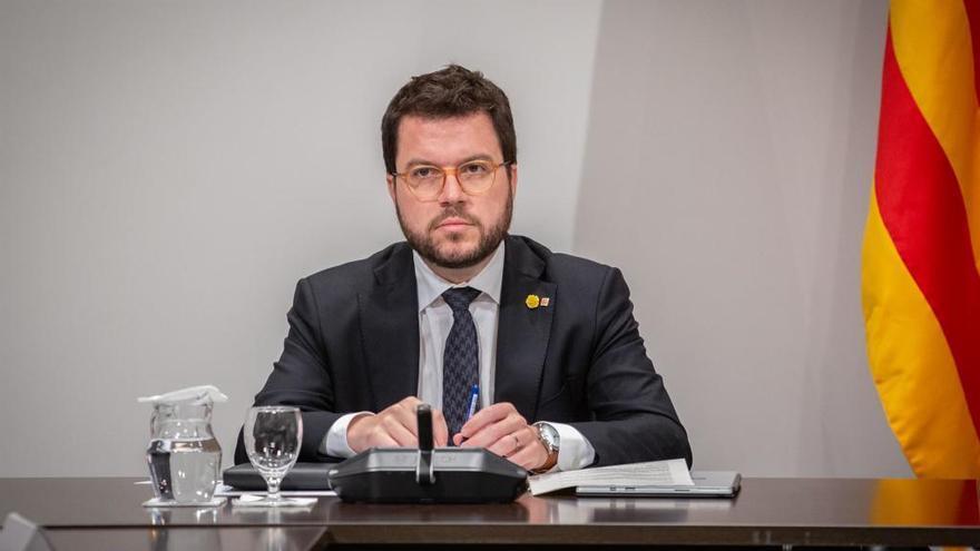 El vicepresident Aragonès dóna positiu en la prova i el Síndic de Greuges també