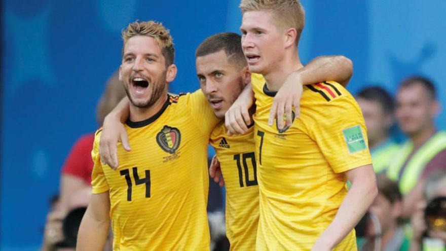 Bèlgica supera a Anglaterra i es penja el «bronze» del Mundial