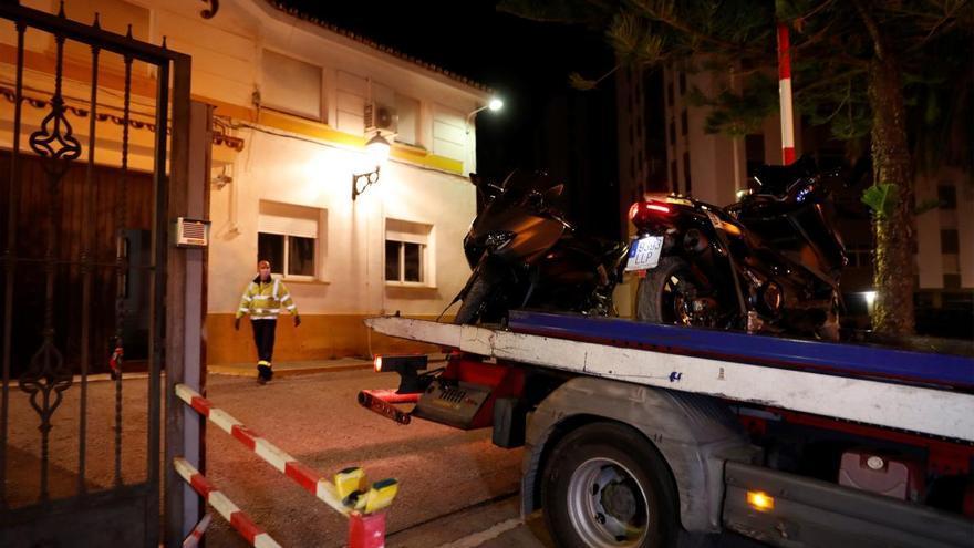 Detienen al Melillero tras ser detectado en una moto en Mijas