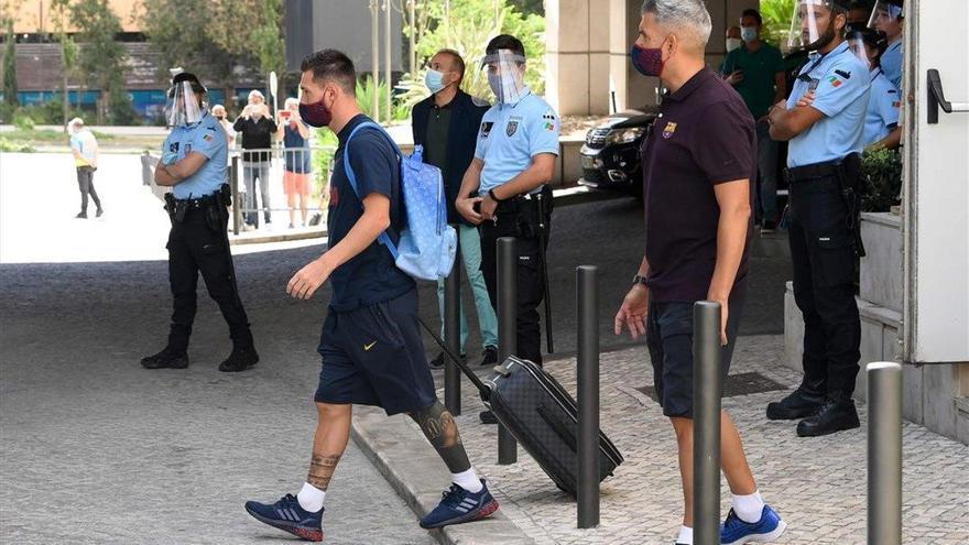 El impacto económico de la marcha de Messi