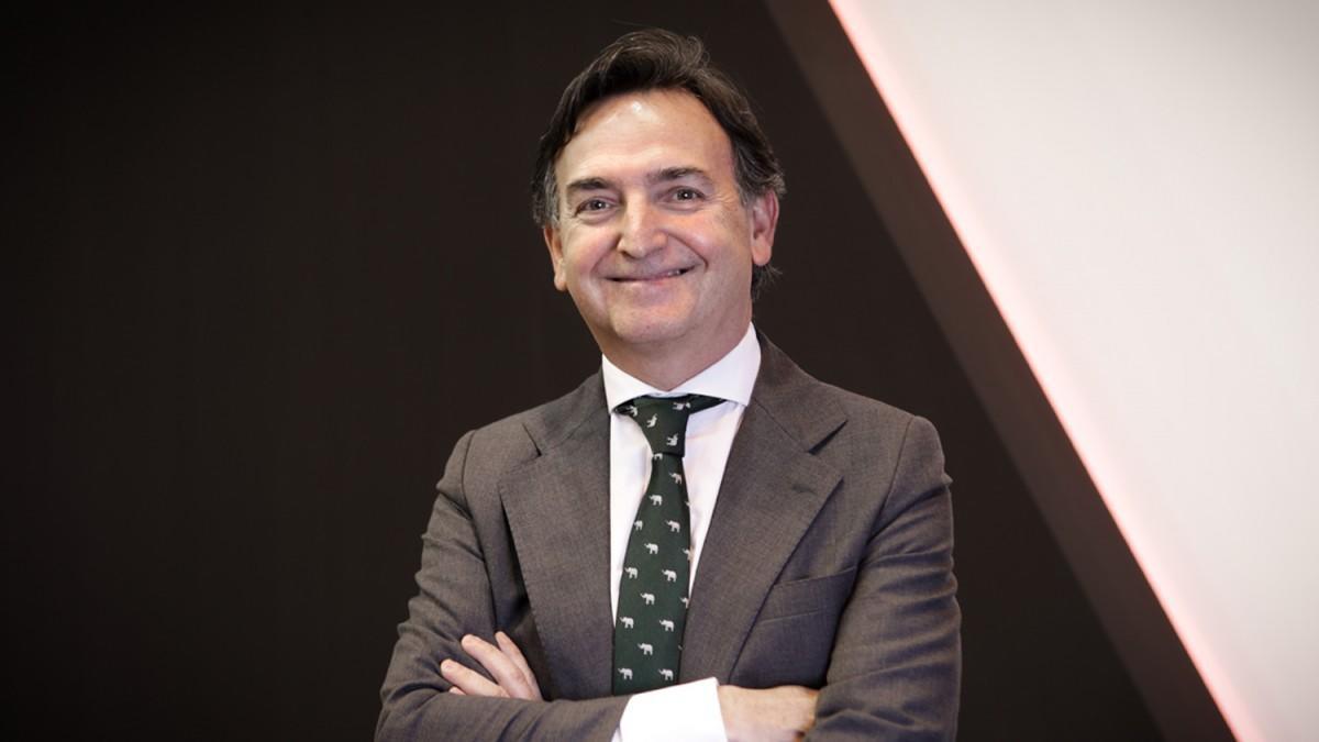 Manuel Salvadores, director general de Mitsubishi España