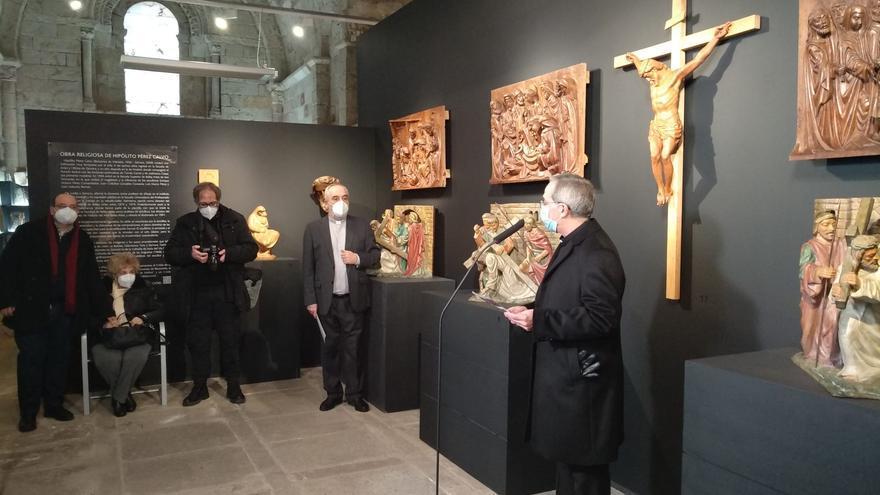 El Museo Diocesano de Zamora abre sus puertas a la obra de Hipólito Pérez Calvo