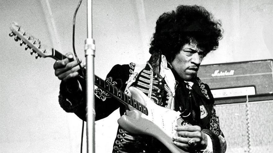 Las 10 mejores canciones de Jimi Hendrix