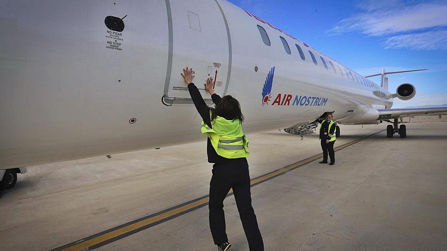 Air Nostrum refuerza la conexión de la C. Valenciana con Baleares y Canarias