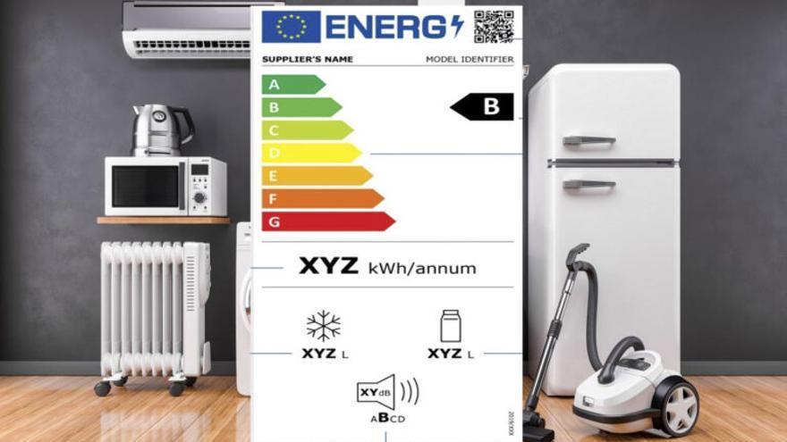 Hoy se estrena la nueva clasificación energética de electrodomésticos en la UE