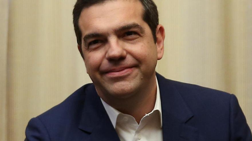 Tsipras pide disolver el Parlamento y adelantar las elecciones al 7 de julio