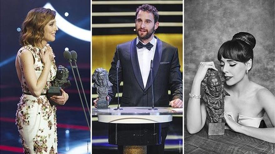 Málaga calienta motores para los Premios Goya
