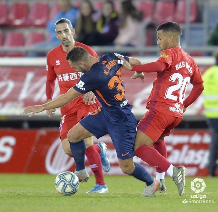 LaLiga SmartBank | Numancia 0-0 Málaga