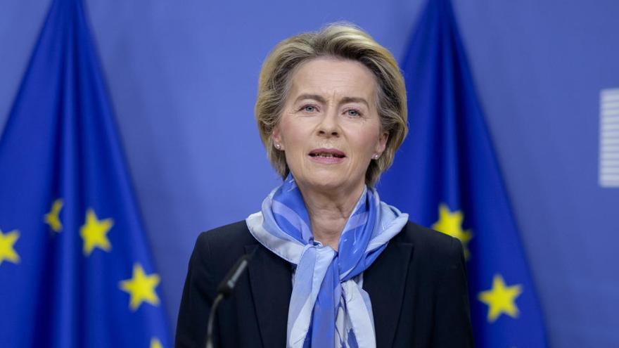 La Comisión Europea compra otros 300 millones de vacunas de Pfizer