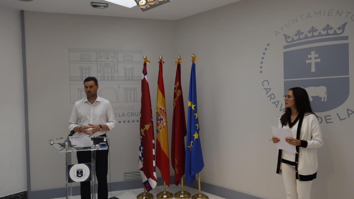 Caravaca impulsa un Plan de Transformación Digital para el pequeño comercio
