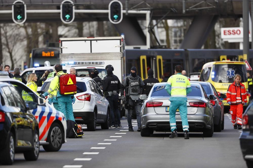 Varios heridos por disparos en la ciudad ...