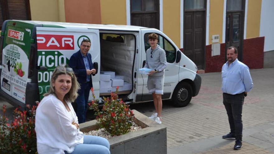 La ayuda del madridista Pablo Rodríguez
