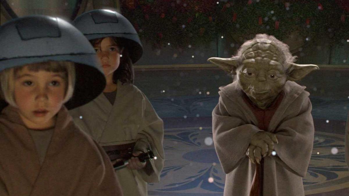 Fotograma de 'Star Wars'.
