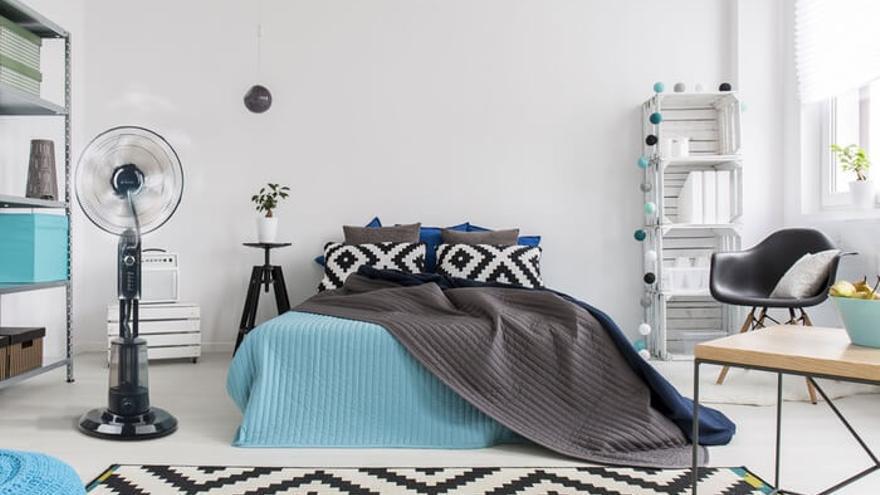 Los mejores ventiladores nebulizadores para hacer frente al calor