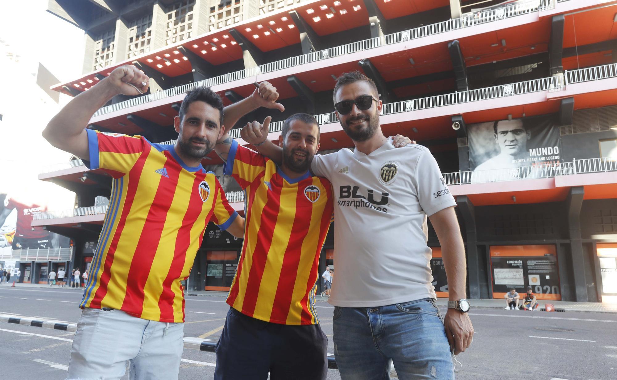 ¿Estuviste en Mestalla? Búscate