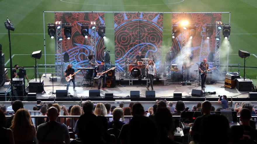 El Cruïlla XXS s'acomiada després d'aconseguir que 35.000 espectadors escoltin música en directe