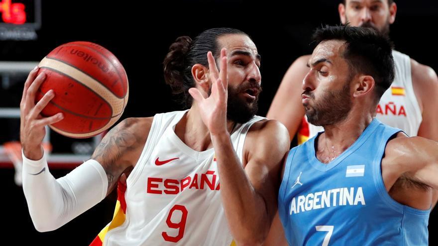Tokio 2020: Rudy y Abrines ya están en cuartos tras superar a Argentina