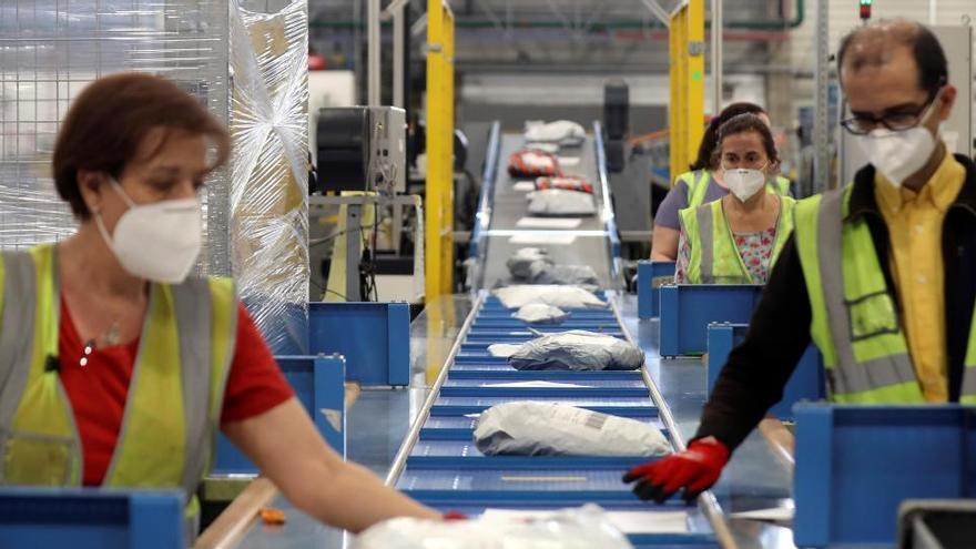 Correos convoca 3.381 plazas de personal laboral fijo
