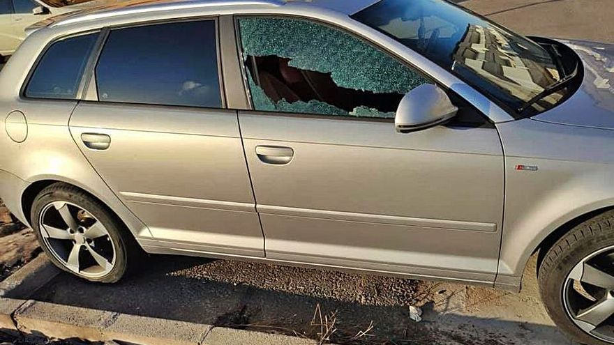 Detenido por desvalijar 55 casas  y vehículos en l'Horta Nord