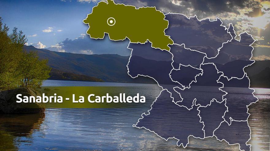 El parque de maquinaria de la Diputación de Zamora en Sanabria se traslada a Rosinos