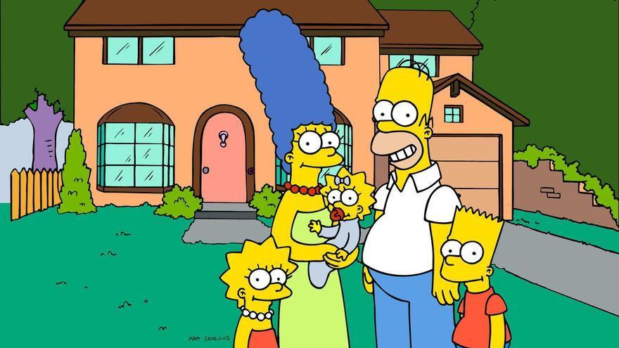 Una imagen de 'Los Simpsons'