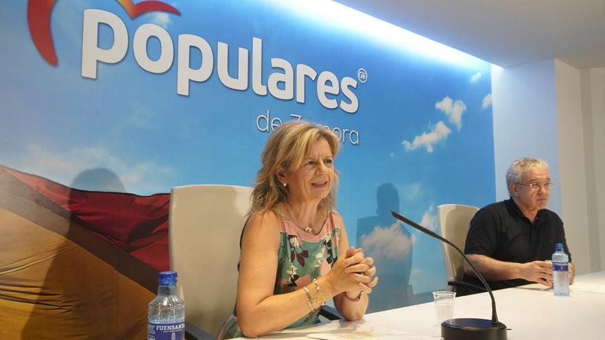 """El PP denuncia la pérdida de 10 millones de la PAC, una """"catástrofe"""" para 11.763 zamoranos"""