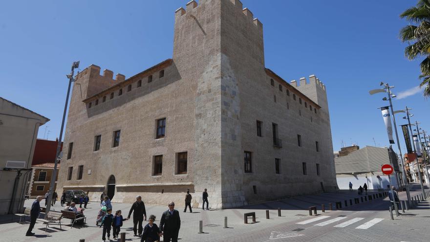 Alaquàs busca en un palau de Torrelodones un possible treginat del castell