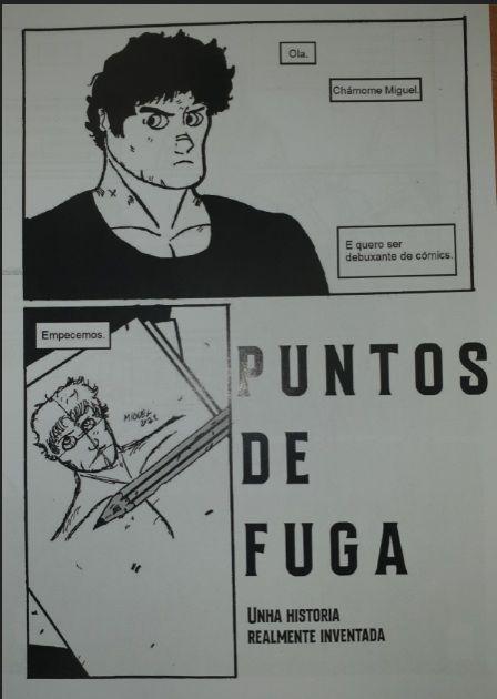 """""""Puntos de fuga"""" de Mateo Sandín"""