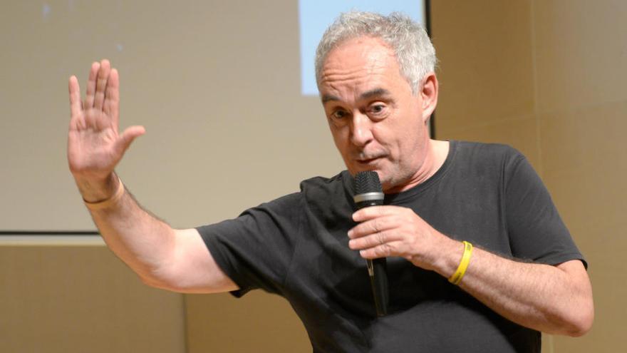 Ferran Adrià anuncia que el nou Bulli engega el 10 de gener