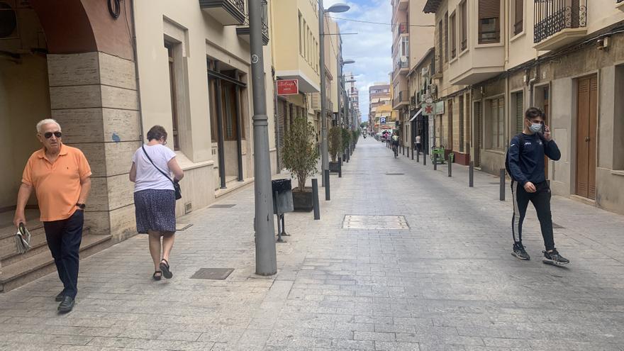 San Vicente pide a Europa 2,5 millones para convertir el casco histórico en una zona de bajas emisiones