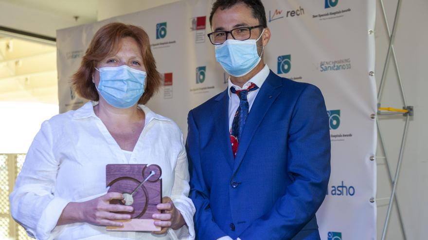 Guardonen Althaia com a millor hospital de l'estat en patologies de la dona