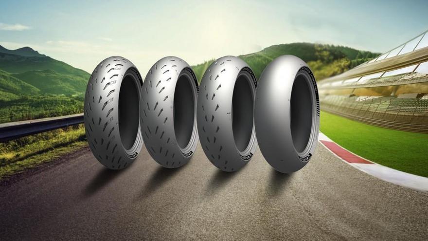 Michelin Gama Power: de MotoGP a la calle y al circuito